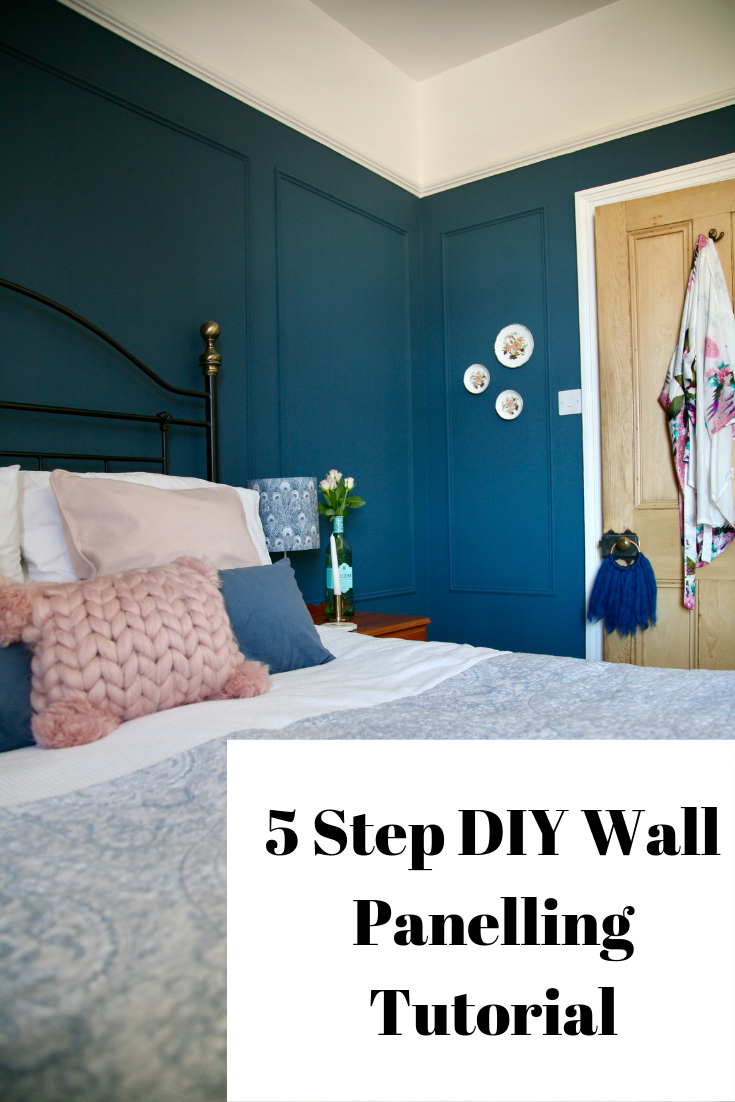 5 Step DIY Wall Panelling Tutorial.png