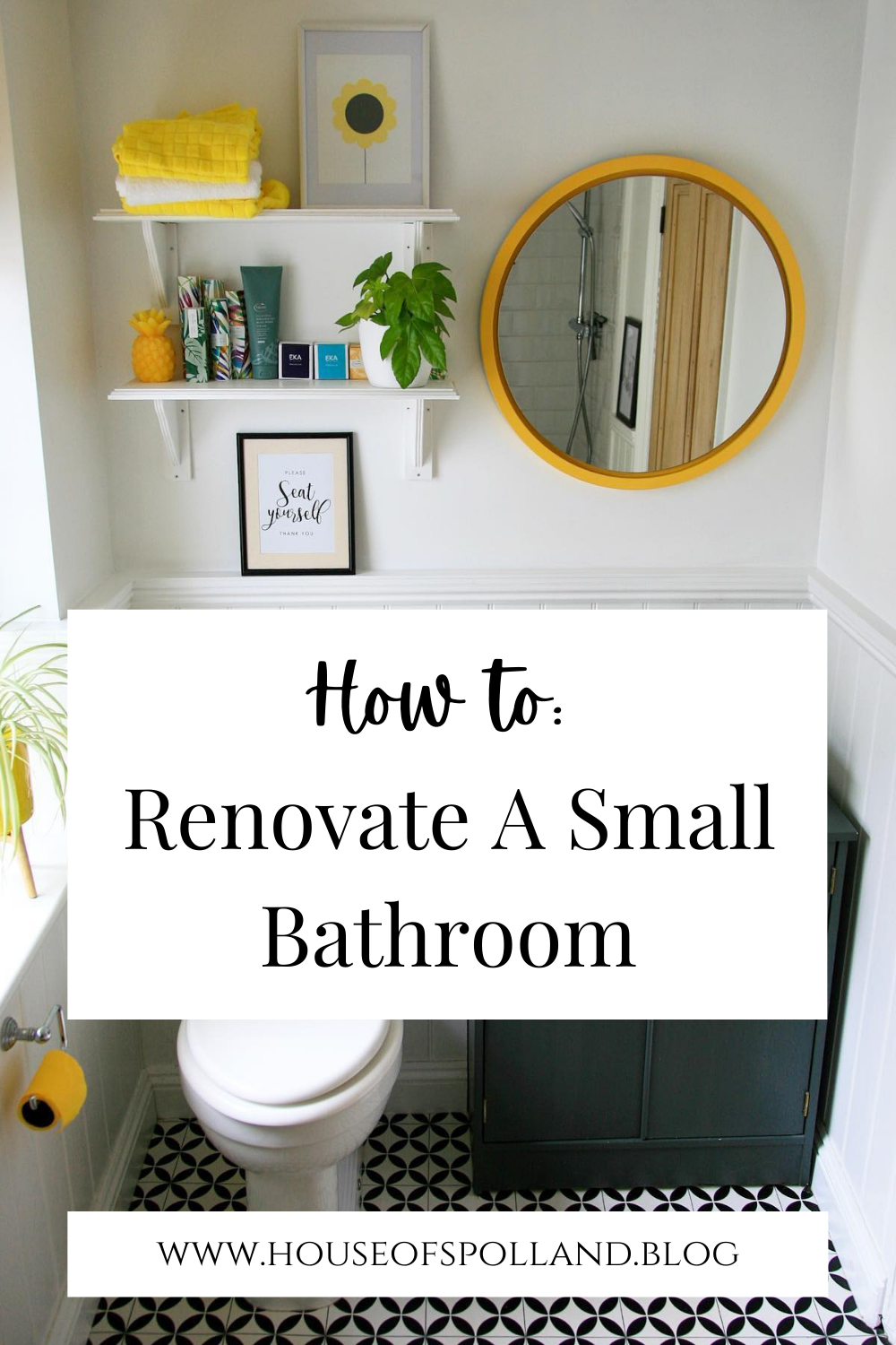 Period properties come with many a challenge when renovating. One of the challenges can be a small bathroom to plan, configure and renovate to a standard that fits with the needs of your family. Here I share our renovation journey, my tips on how you can renovate a small bathroom and some of the tools that helped us to do so.
