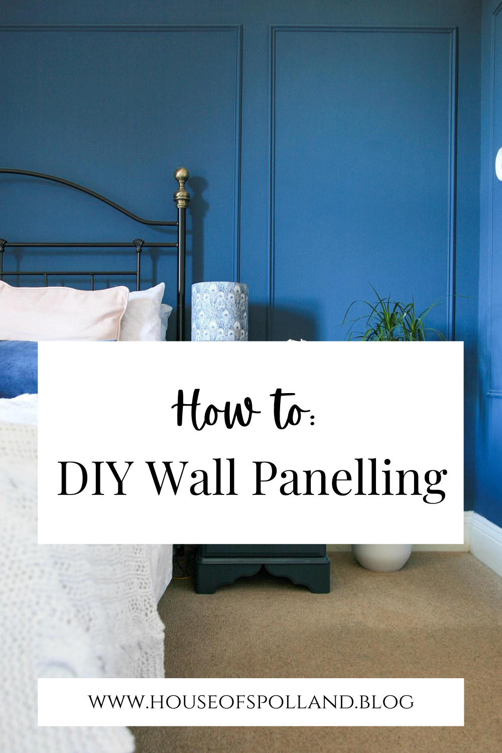 Wall Panelling Tutorial